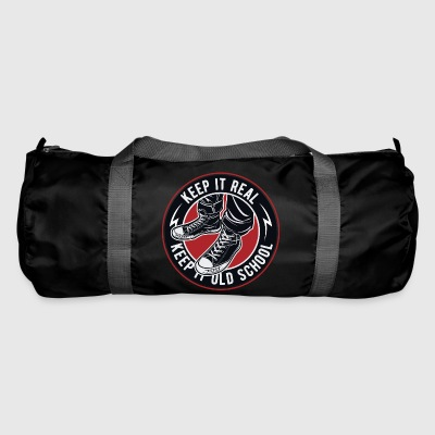 Keep It Old School - Duffel Bag