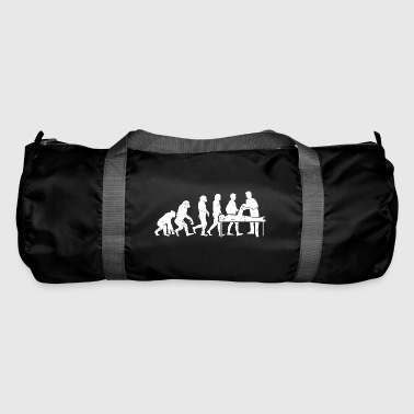 Physiotherapy evolution physio therapist gift - Duffel Bag