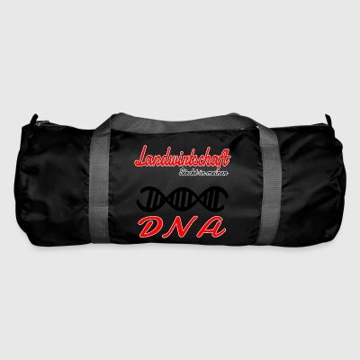 Is in my DNA hobby agriculture - Duffel Bag