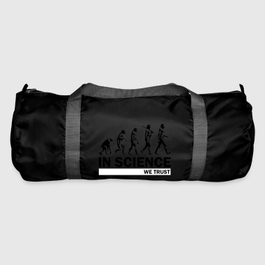 Science Evolution - Duffel Bag