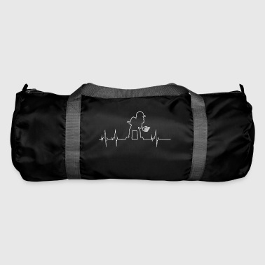 Farmer Shirt - Heartbeat Farmer - Duffel Bag