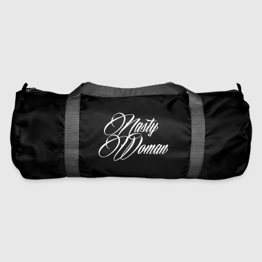 nasty woman - Duffel Bag