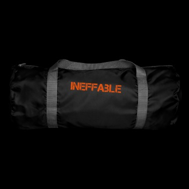 Ineffable - Duffel Bag
