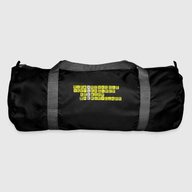 Nobody has the intention to insult an official - Duffel Bag