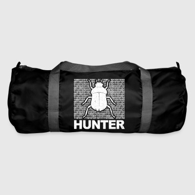 Coder Bug Hunter Geek T-Shirt - Torba sportowa