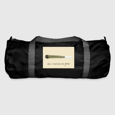 This is not a joint - Duffel Bag