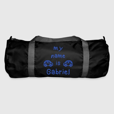 GABRIEL MY NAME IS - Sac de sport