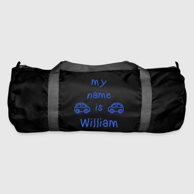 WILLIAM MY NAME IS - Sac de sport