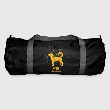 Kinesisk nyttår - Year of the Dog - Sportsbag