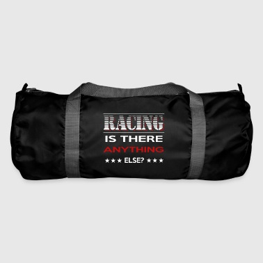 Funny Motorsport Racing T-Shirt English - Duffel Bag