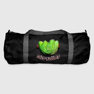Snake cold-blooded - Duffel Bag