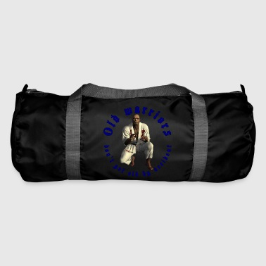Jiu-Jitsu Old Warrior - Duffel Bag