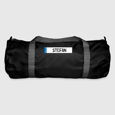 Stefan name tag gift - Duffel Bag