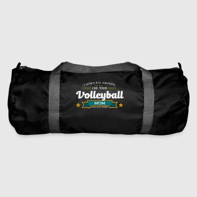 Volleyball Mom Mutter Shirt Geschenk Idee - Sporttasche