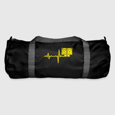 Gift heartbeat music box - Duffel Bag