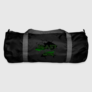 beast mode crack - Duffel Bag