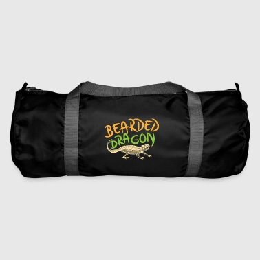 Bearded Dragon Shirt - Duffel Bag