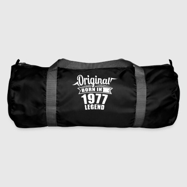1977 Original Gift Birthday - Duffel Bag