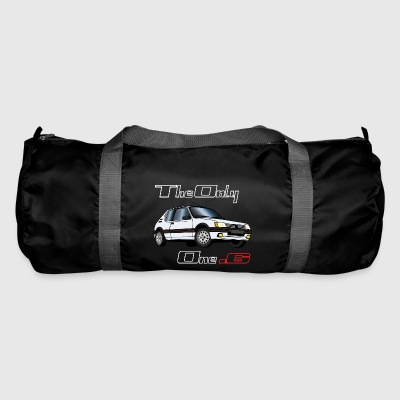 gti 1.6 1984 1985 1986 White - Duffel Bag