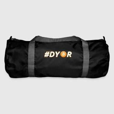 DYOR - option 3 - Sportstaske