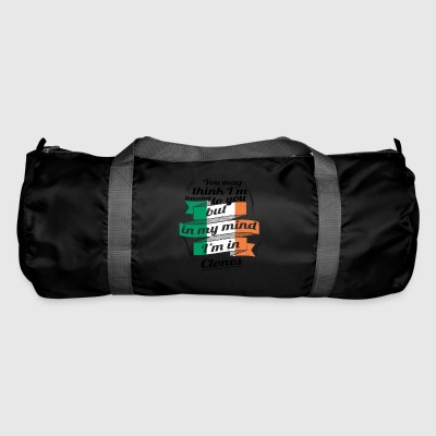 HOLIDAYS Ireland ROOTS TRAVEL IN IN Ireland Clones - Duffel Bag