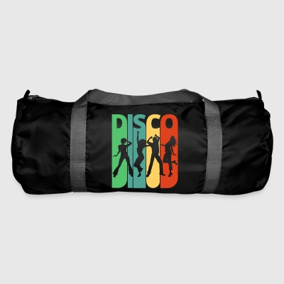 Vintage Retro Disco. Dancing.Birthday, Party Gifts - Duffel Bag