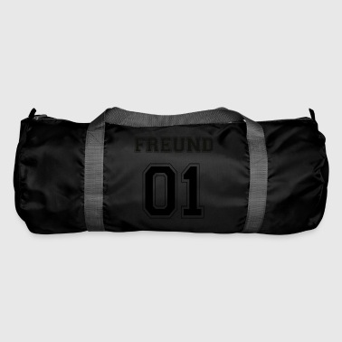 Friend - Black Edition - Duffel Bag