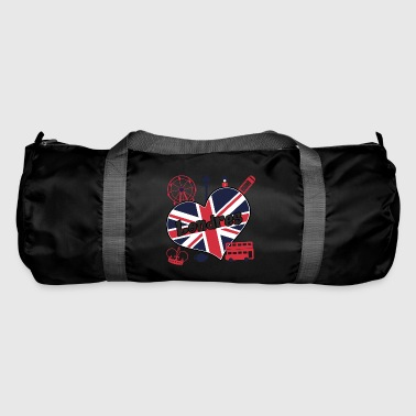 I love Londres 2 - Sac de sport