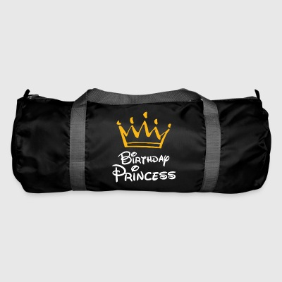 Bursdag Shirt - Birthday Princess - Sportsbag