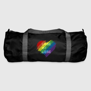 Shirt Gay Pride - Sac de sport