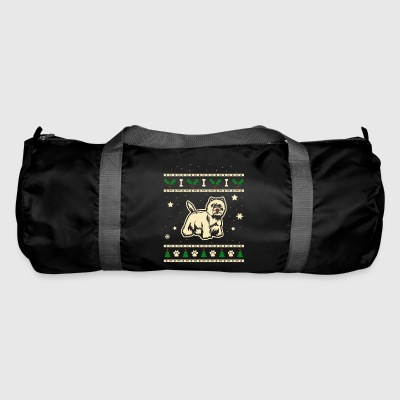 West Highland White Terrier Christmas Gift - Duffel Bag