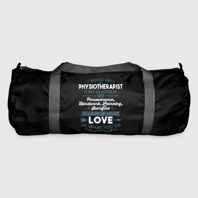 Love what you do - Physiotherapist - Duffel Bag