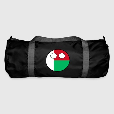 Countryball Land Heimat Madagaskar - Sporttasche