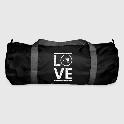 love love calling hobby king champion tennis tenni - Duffel Bag