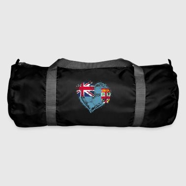 HOME ROOTS COUNTRY POISON LOVE Fiji - Duffel Bag