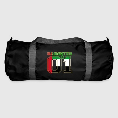 Daughter 01 daughter queen United Arab Emi - Duffel Bag