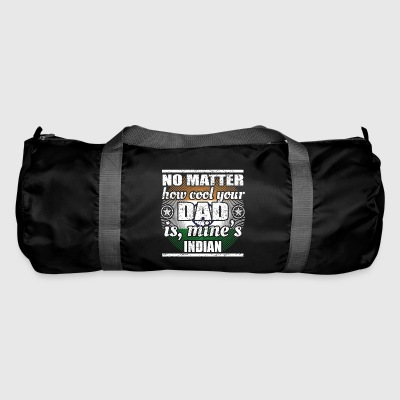 no matter cool dad vater gift Indien png - Sporttasche