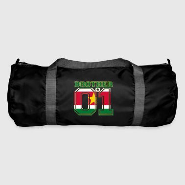 brother brother brother 01 partner Suriname - Duffel Bag