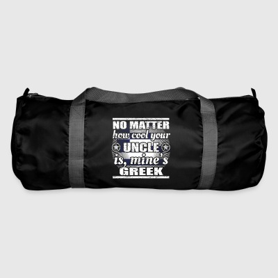 no matter cool uncle uncle gift greece png - Duffel Bag