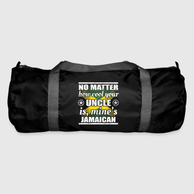 no matter cool uncle uncle gift Jamaica png - Duffel Bag