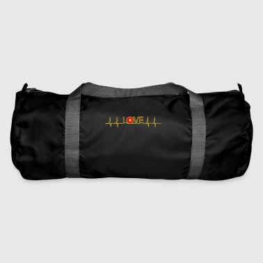 ekg love home home roots root Vietnam png - Duffel Bag