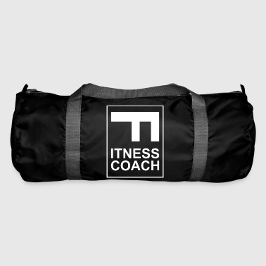 Fitness Fitnesscoach - white - Duffel Bag