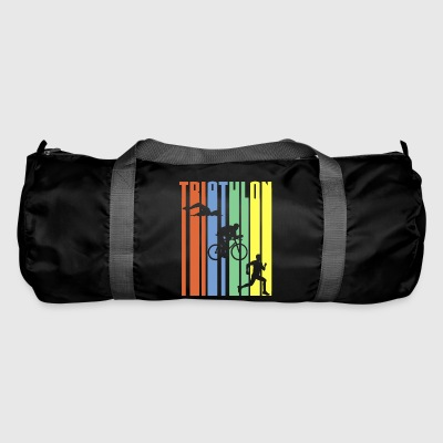 TRIATHLON - Stripes - Duffel Bag