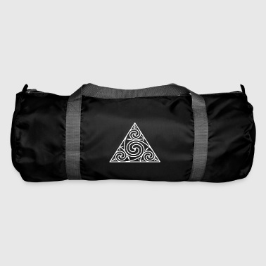 triangle - Duffel Bag