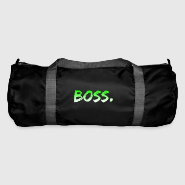 Boss T-Shirt - Duffel Bag