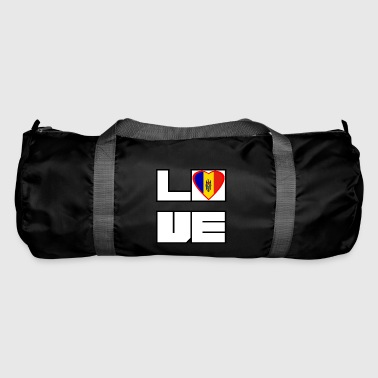 Love Land Roots Moldova - Duffel Bag
