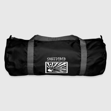 shattered art - Duffel Bag