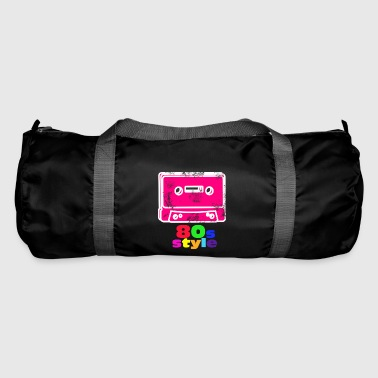 80s style - Duffel Bag
