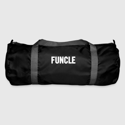 Funcle 2 White - Duffel Bag