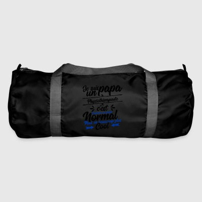 Dad Physiotherapist Gift - Duffel Bag